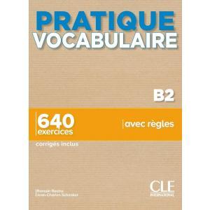 Pratique vocabulaire B2 + audio online + klucz