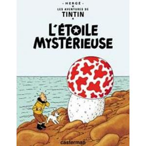 LF Herge Tintin L'etoile mysterieuse /komiks/