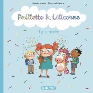 Paillette & Lilicorne La rentree