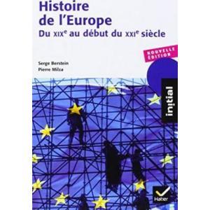 LF Histoire de l'Europe Du XIX au debut du XXI siecle