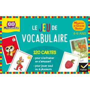 Gra Językowa Francuski. Le Jeu de Vocabulaire
