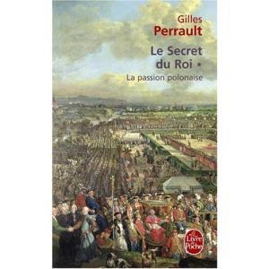 LF G.Perrault, Le Secret du Roi Tom 1 La Passion Polonaise