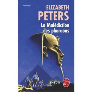 LF Peters, La Malediction des pharaons