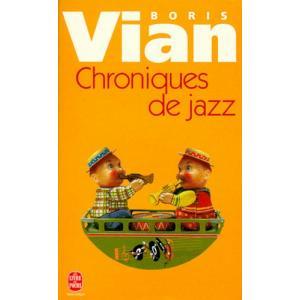 LF Vian, Chroniques de jazz
