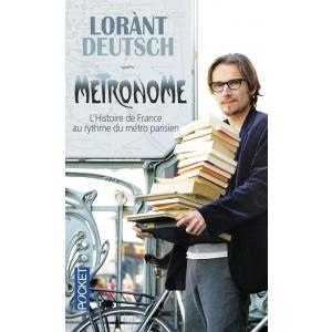 LF Deutsch, Metronome L'histoire de France au Rythme du Metro Parisien