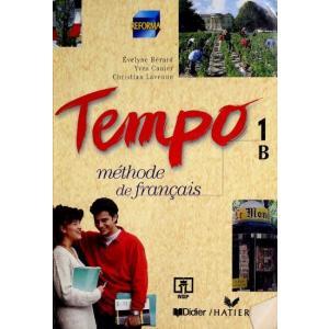 Tempo FR 1B Podręcznik