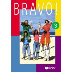 Bravo 3 Francuski Podręcznik