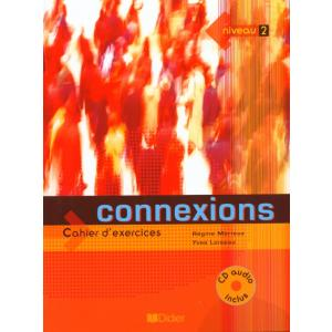 Connexions 2 ćwiczenia + Audio CD