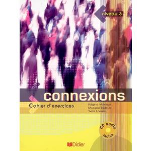 Connexions 3 ćwiczenia + CD audio