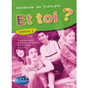 Et Toi? 4 podręcznik