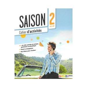 Saison 2. Ćwiczenia + CD