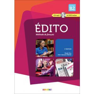 Edito B2. Podręcznik + CD