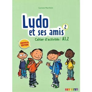 Ludo et ses amis 2 A1.2 Nouvelle ćwiczenia