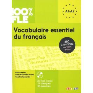 Vocabulaire Essentiel du Francais + CD. Poziom A2