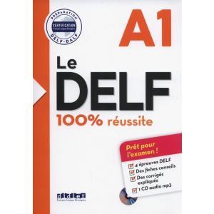 Le DELF A1 100% reussite + CD
