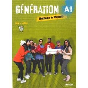 Generation A1. Podręcznik + Ćwiczenia + MP3 + DVD