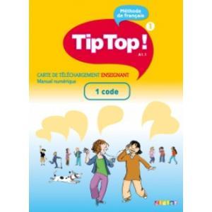 Tip Top 1 A1.1 manuel numerique
