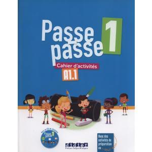 Passe-Passe 1. Ćwiczenia + CD