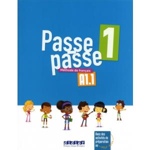 Passe-Passe 1. Podręcznik