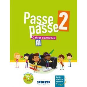 Passe-Passe 2. Ćwiczenia + CD