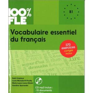 Vocabulaire Essentiel du Francais + CD MP3. Poziom B1