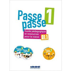 Passe Passe 1 przewodnik metodyczny