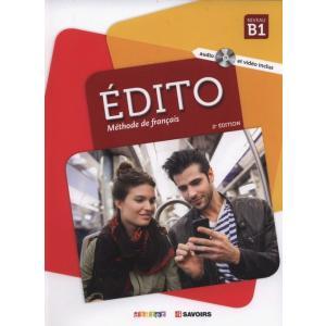 Edito B1. Podręcznik + CD