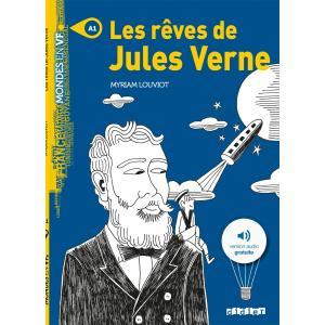 Les reves de Jules Verne książka + audio online