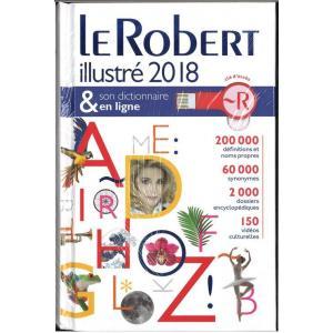 Le Petit Robert Illustré & Son Dictionnaire en Ligne Edition 2018