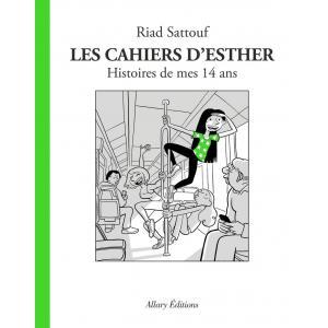 Les cahiers d'Esther Tome 5 Histoires de mes 14 ans