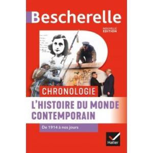 Bescherelle Chronologie L'histoire du monde contemporain De 1914 a nos jours