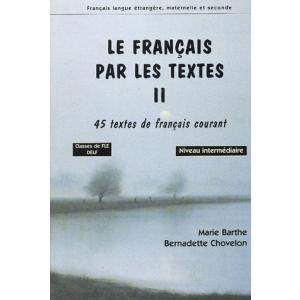 Francais par les Textes 2 podręcznik