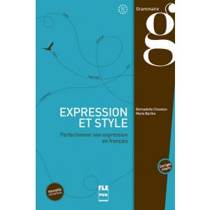 Expression et style  B2-C2 książka + klucz Nouvelle edition