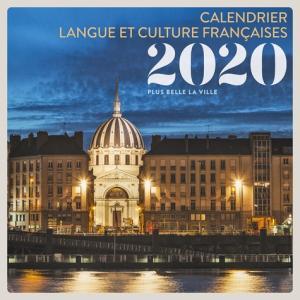 LF Calendier 2020 Langue et culture francais /kalendarz dla uczących się j.francuskiego/