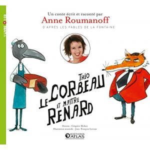 LF Theo le Corbeau et Maitre Renard + CD