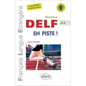 Delf A2 en Piste + Audio Online