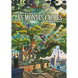 LF Les Mondes caches /komiks/