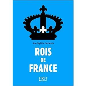 Le Petit Livre Rois de France