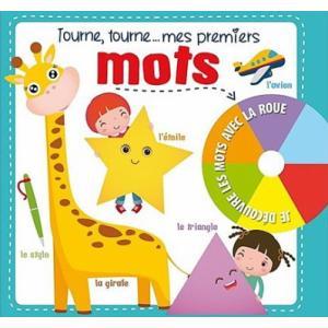 LF Tourne tourne mes premiers mots /słwnik obrazkowy/