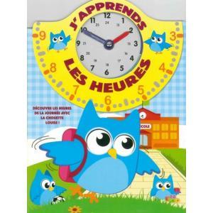 J'apprends les heures /do nauki odczytywanie godzin/
