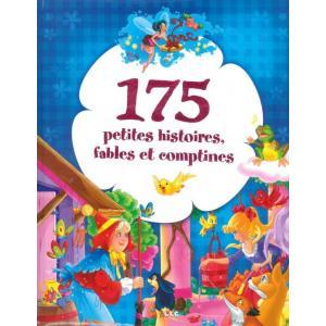 175 petites histoires fables et comptines