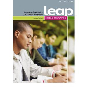 LEAP Learning English For Academic Purposes. Reading and Writing. Podręcznik