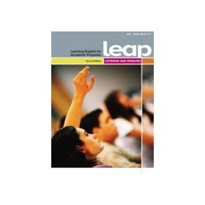 LEAP Learning English For Academic Purposes. Listening and Speaking. Podręcznik