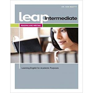 LEAP Intermediate Reading and Writing SB + MyEngLab