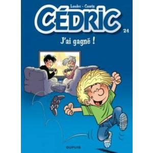 Cedric J'ai gagne /komiks/