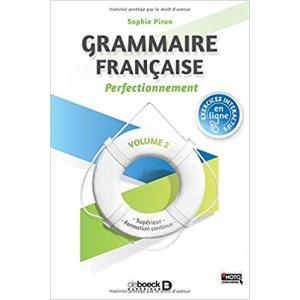 Grammaire francaise Perfectionnement volume 2 + ćwiczenia online