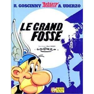 LF Asterix Le Grand fosse /komiks/