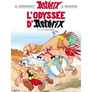 Asterix L'odyssee d'Asterix