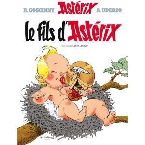 Asterix Le fils d'Asterix /komiks/