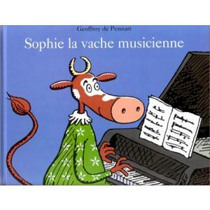 LF Sophie la vache musicienne